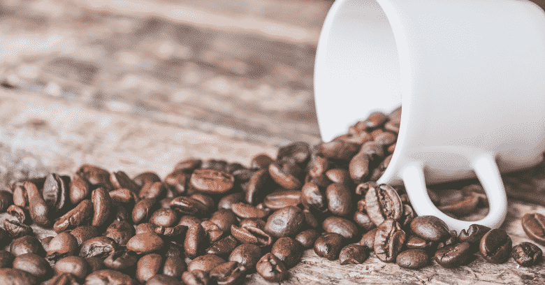 Peaberry Coffee Image