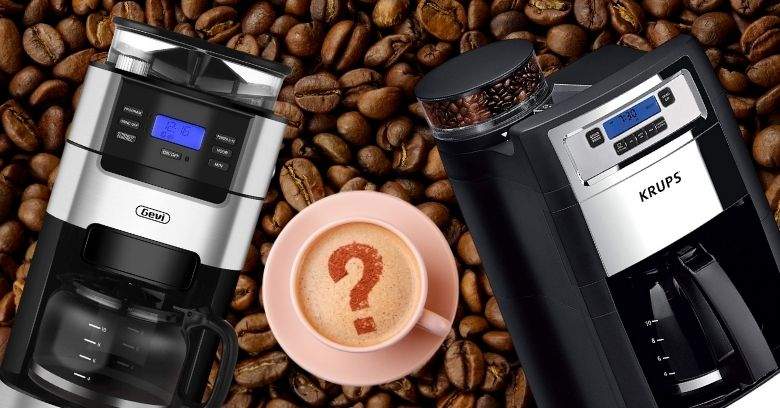 Should You Choose A Coffee Maker With A Built-In Grinder - Best Grind And Brew Coffee Makers