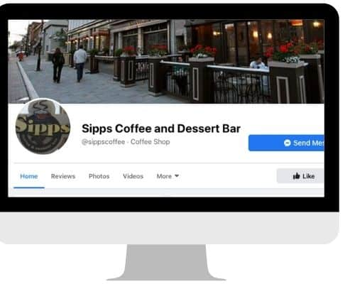 sipps coffee Image