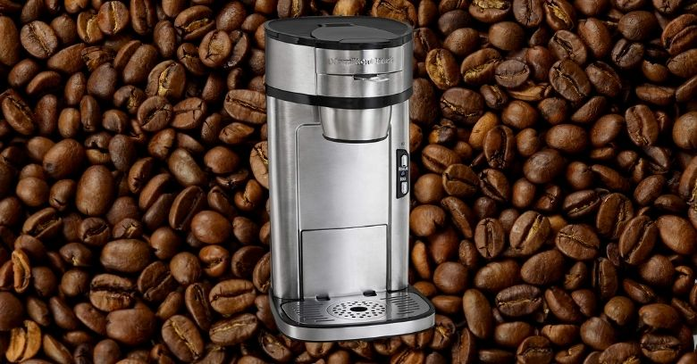 Coffee Maker Review Hamilton Beach Scoop Coffee Maker featured image Image