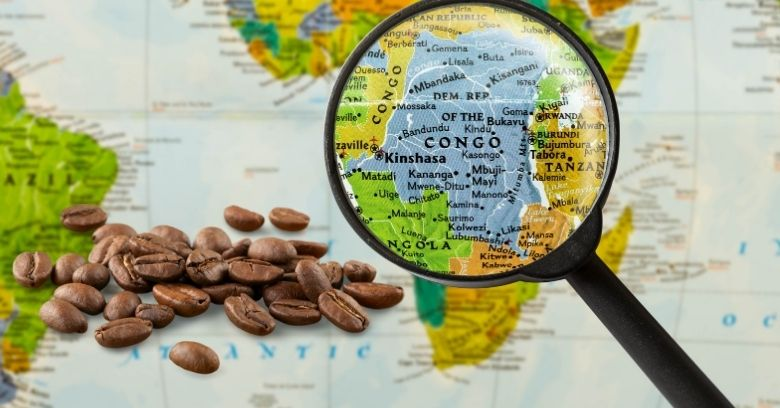 Coffee in the Congo