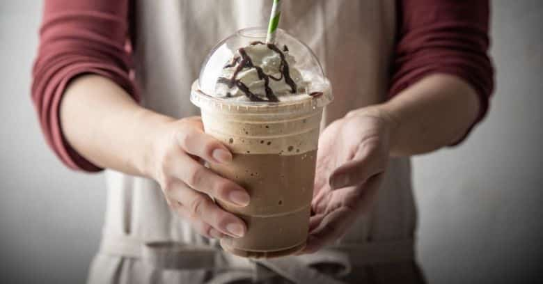 Frappuccino at home