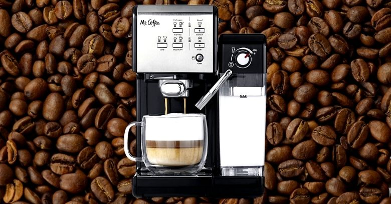 Mr. Coffee One-Touch CoffeeHouse Espresso Maker