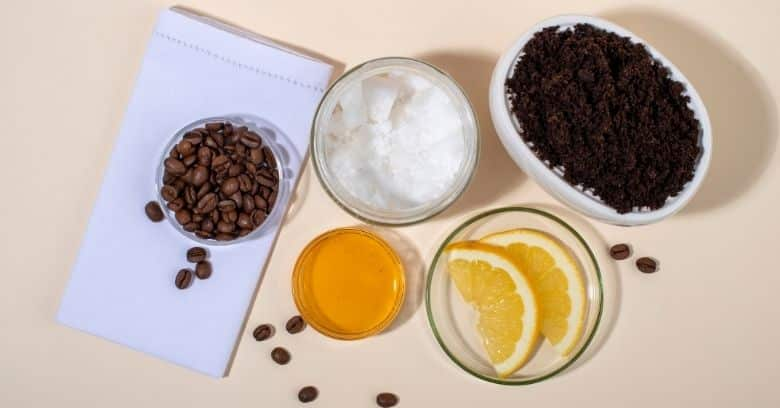 DIY Coffee Face Pack Recipes
