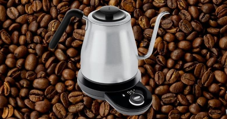 OXO Brew Adjustable Temperature Electric Pour Over Kettle Review Image